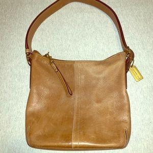 Coach slim convertible duffle handbag